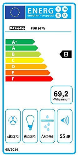 Miele PUR97W energieverbrauch