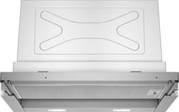 Siemens LI67RA530 iQ300 Flachschirmhaube / 59,8 cm / Lüfterleistung / silbermetallic -